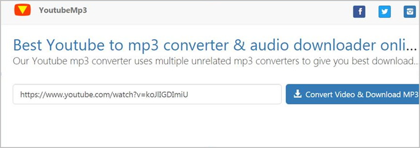 How to Download Just Audio from Video Sites - Open Online MP3 Extractor
