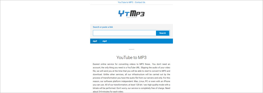 High-Quality MP3 Converters - YTMP3