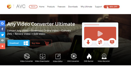 Most Helpful Free MP4 Converters - Any Video Converter