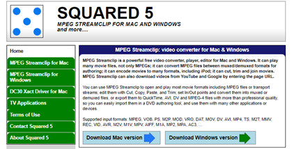 Most Helpful Free MP4 Converters - MPEG Streamclip
