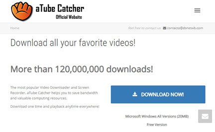 3 Helpful Free YouTube to MP4 Converter - aTube Catcher
