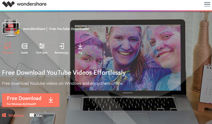 3 Helpful Free YouTube to MP4 Converter - Wondershare Free YouTube Downloader