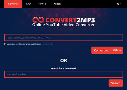 3 Helpful YouTube to MP4 Converter Online - Convert2mp3