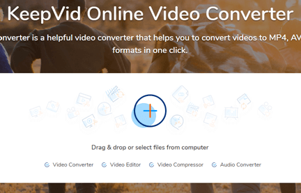 OFFICIAL] KeepVid Online Video Compressor